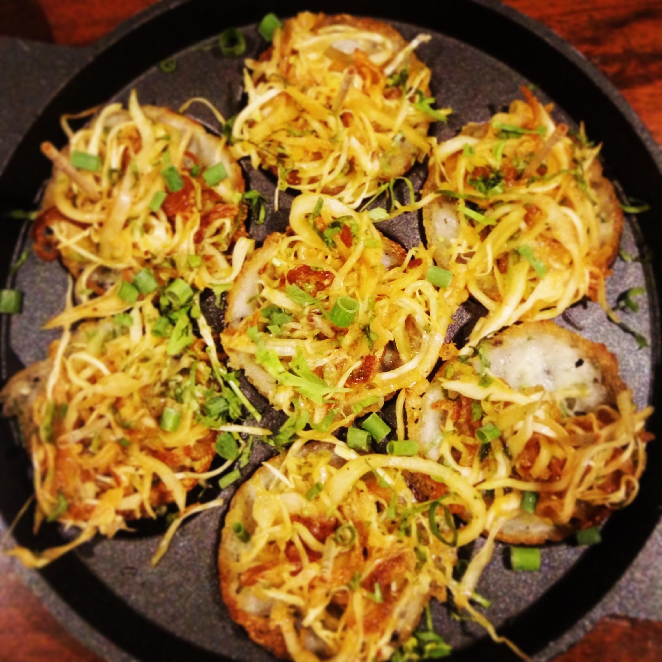 Pan fried rice dumplings burma burma girl with a spoon pan fried rice dumplings burma burma forumfinder Images