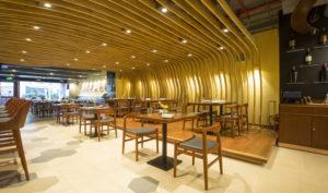 Review : Indigo Delicatessen, Cyberhub, Gurgaon