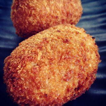 Cheese & Potato Croquettes