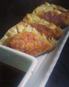 Pan Fried Water Chestnut Dumplings