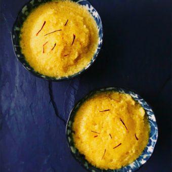 Mango Sheera | Mango Halwa