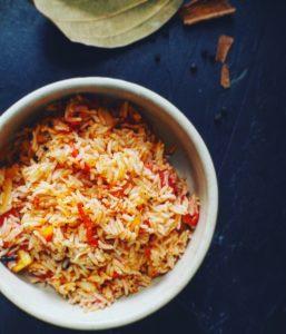Easy Tomato Rice