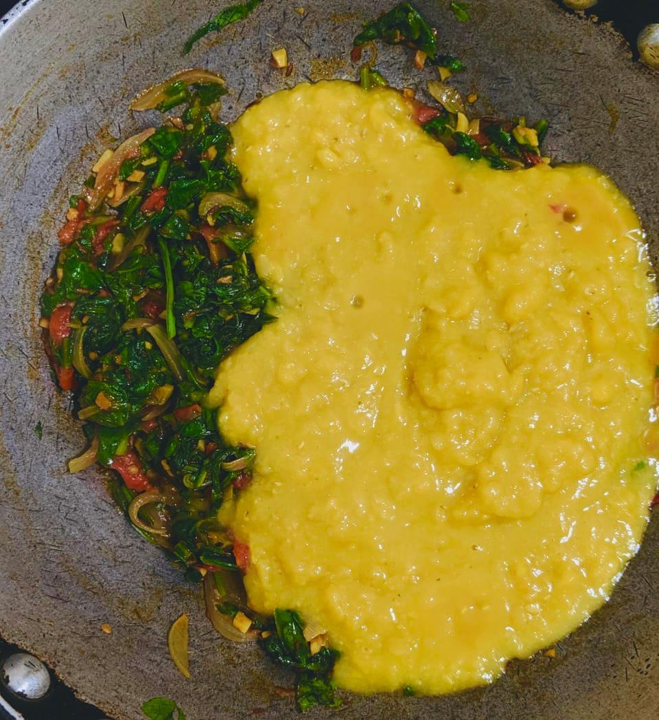 Methi Dal | Fenugreek & Lentil Stew